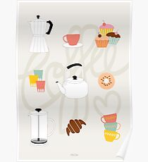 Coffee Love Poster