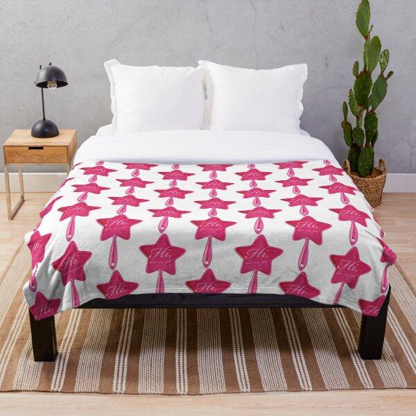 Jeffree Star Throw Blanket