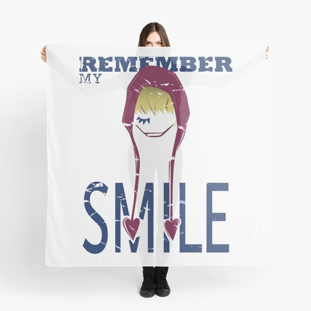 Remember my Smile Scarf