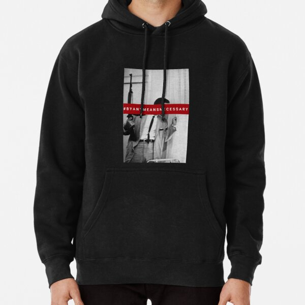 #BYANYMEANSNECESSARY Pullover Hoodie