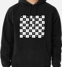 Happy Chess Halloween Pullover Hoodie