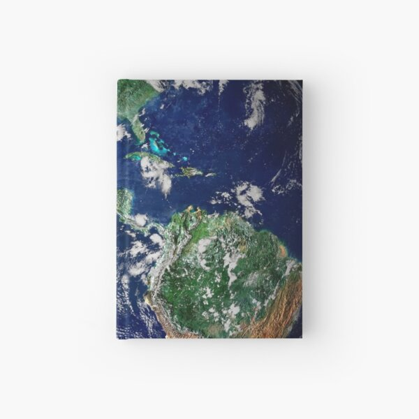 Earth from Space Hardcover Journal