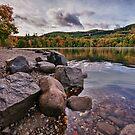 Loch Faskally reflections by tayforth