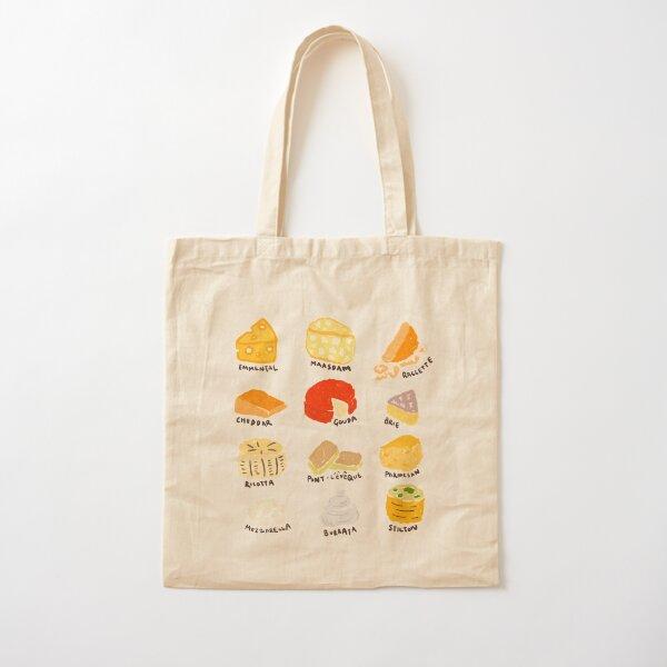 Cheese fiend Cotton Tote Bag