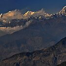 The Mountains of Nepal by Peter Hammer