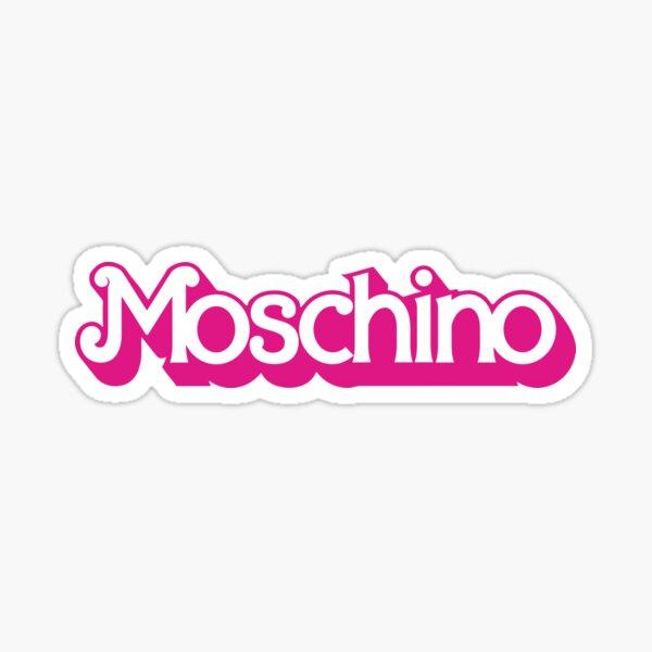 Moschino Pegatina