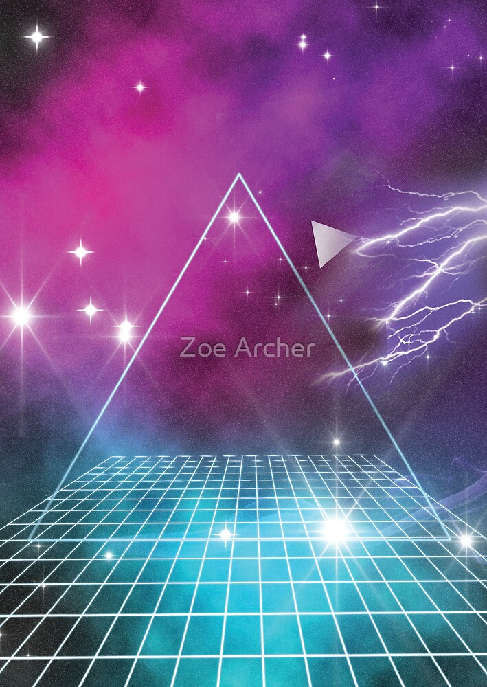 80's Space by Zoe Archer