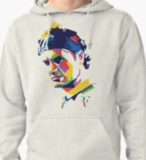 Roger Federer art Pullover Hoodie