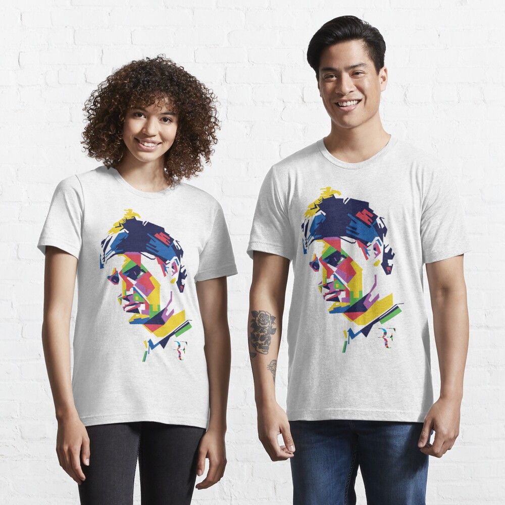 Roger Federer art Essential T-Shirt