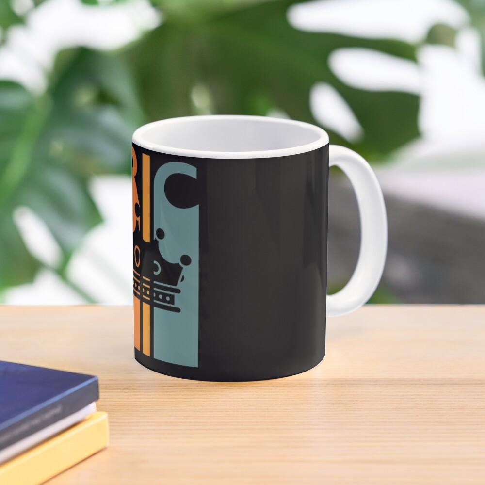 Eric Gift Idea for Boys Men Retro First Name Vintage Eric Mug