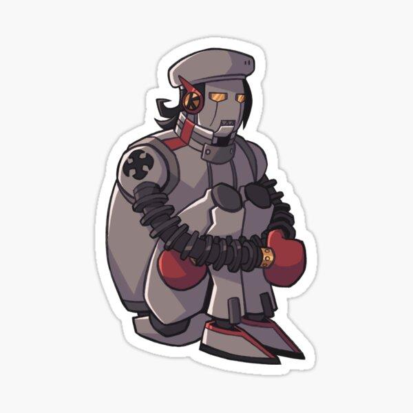 D.Gray-man - Komurin Sticker