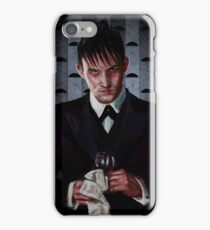 Examine your soul, Penguin iPhone Case/Skin