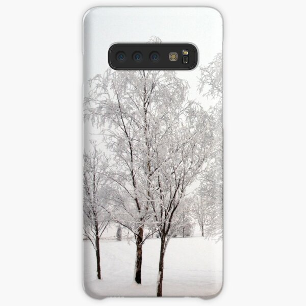 Winter Trees Samsung Galaxy Snap Case