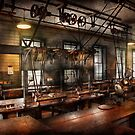 Steampunk - The Workshop by Mike  Savad