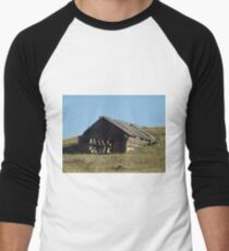 OLD BUILDING TECHNOLOGY Men's Baseball ¾ T-Shirt