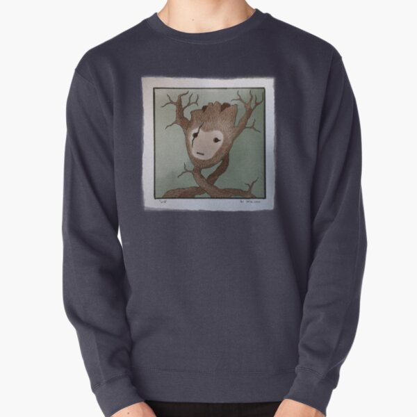 Wild Pullover Sweatshirt