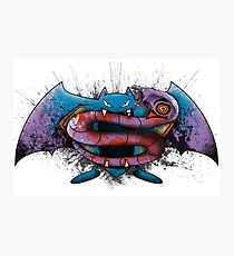 ARBOK V GOLBAT - Dawn of Injustice Photographic Print