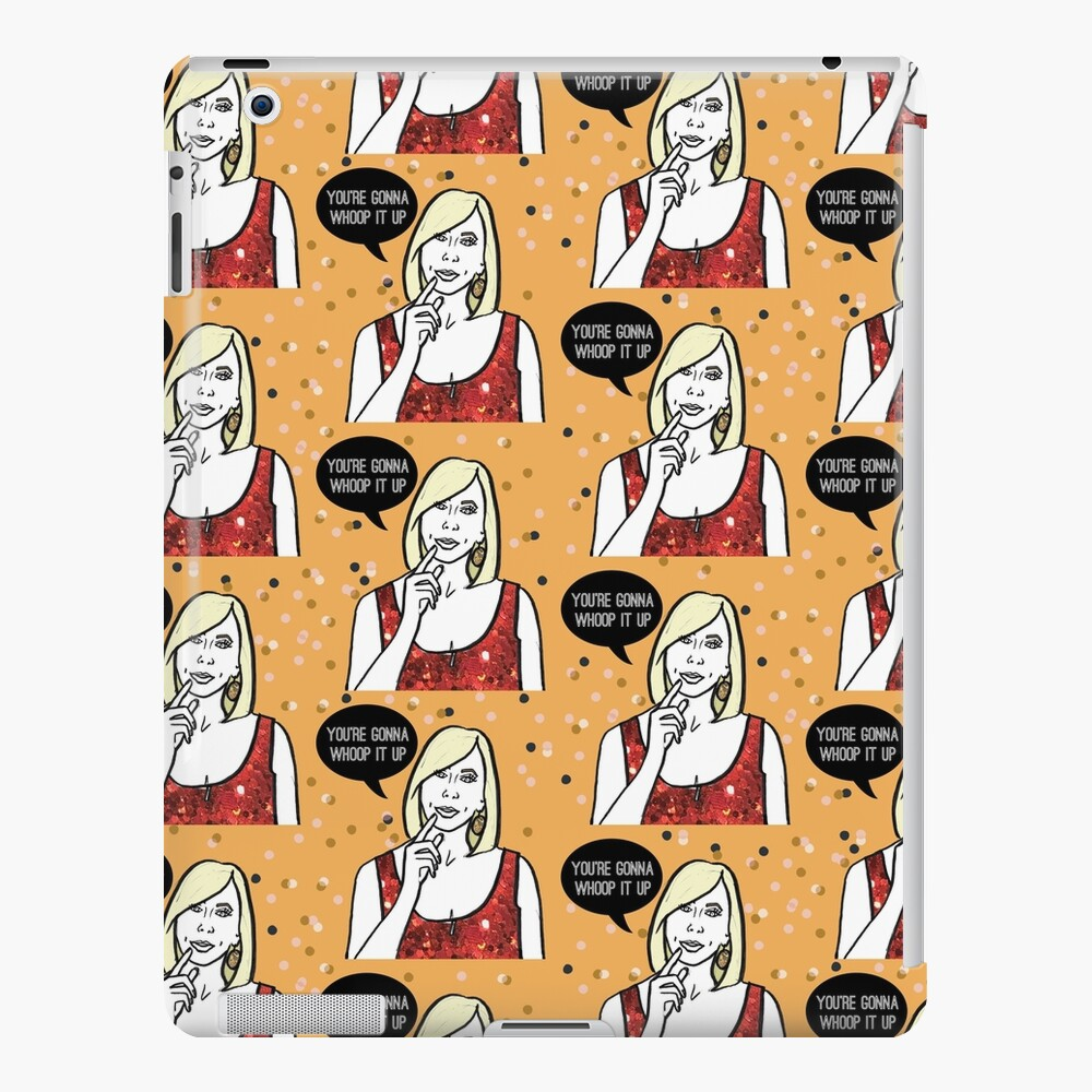 Whoop it Up iPad Snap Case