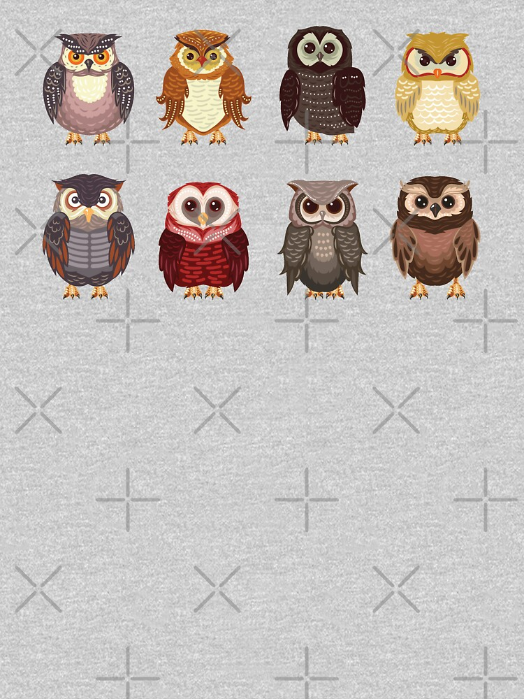 Owls by DuxDesign