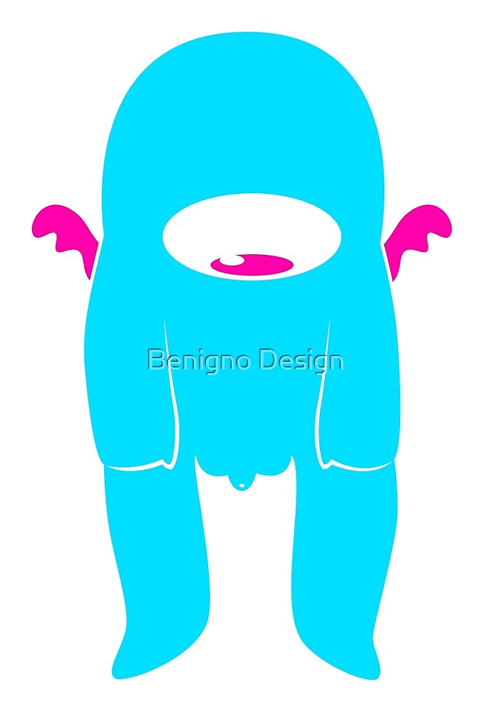 Male Angel by Benigno Design