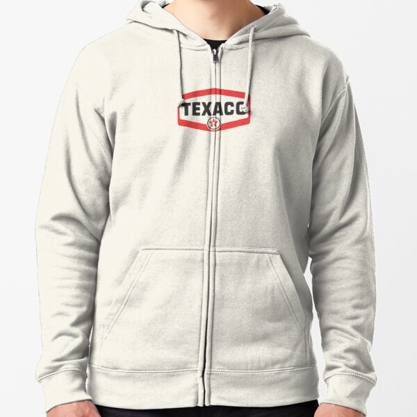 Texaco 1 Zipped Hoodie