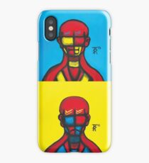 Emo Tycoons RYB Serie iPhone Case/Skin