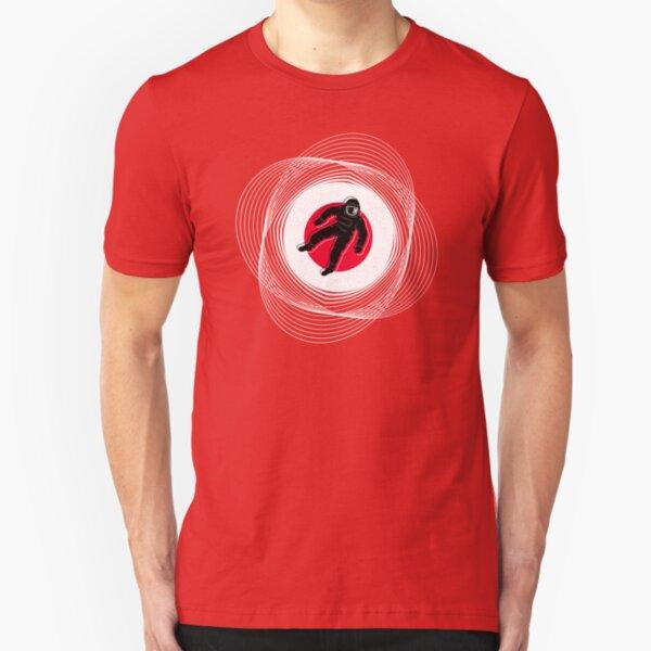 Space Vertigo Slim Fit T-Shirt