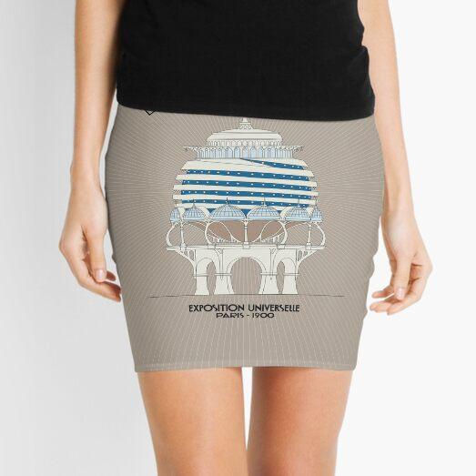 Paris 1900 Mini Skirt