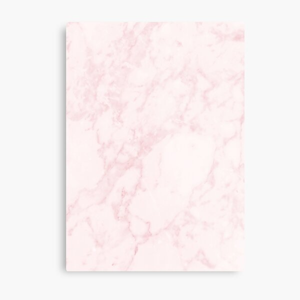 Pink And White Marble Texture With Gold Intrusions Pale Rose Background Hd High Quality Online Store Metal Print By Iresist Redbubble