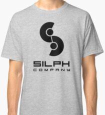 Silph Co. Logo (in Black) Classic T-Shirt