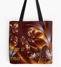 Love Is Eternal Card Tote Bag