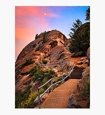 Moro Rock Photographic Print