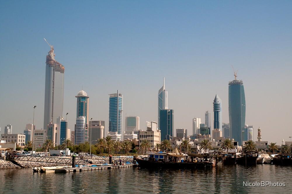 Skyhigh, Kuwait city - Souq Sharq by NicoleBPhotos