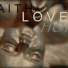 Faith Love Hope © Vicki Ferrari Photography by Vicki Ferrari