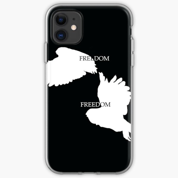 Freedom Funda blanda para iPhone