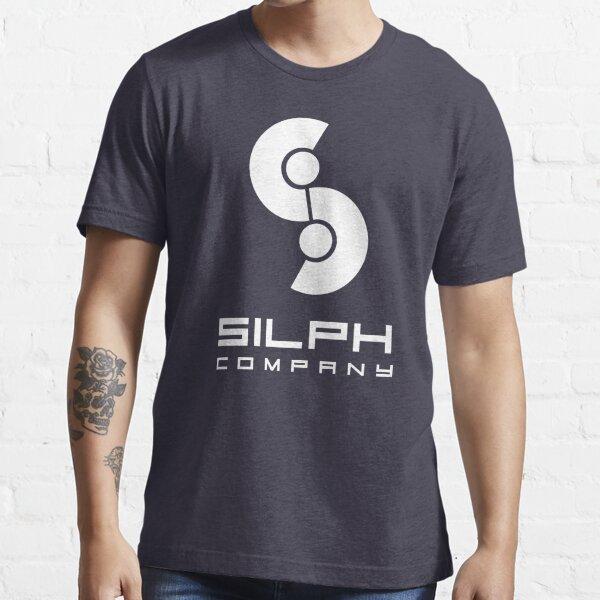 Silph Co. Logo (in White) Essential T-Shirt