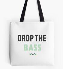 Bolsa de tela Drop The Bass: Edición Kawaii - Verde