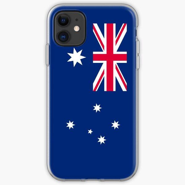 Australian Flag iPhone Soft Case
