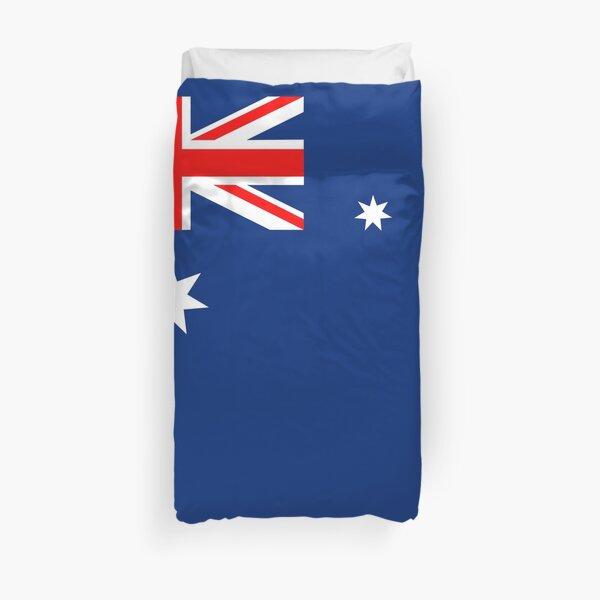 Australian Flag Duvet Cover