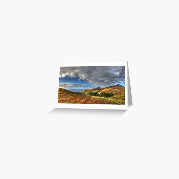 Nant Gwrtheyrn Greeting Card