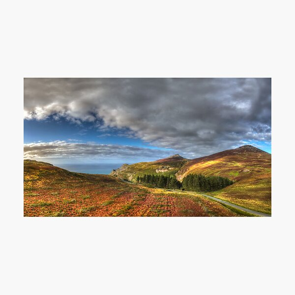 Nant Gwrtheyrn Photographic Print