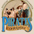 Pirates of Pugmire Backer Shirt by TheOnyxPath