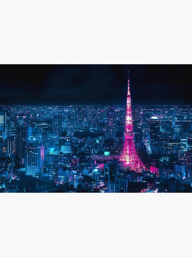 Tokyo Tower by TokyoLuv