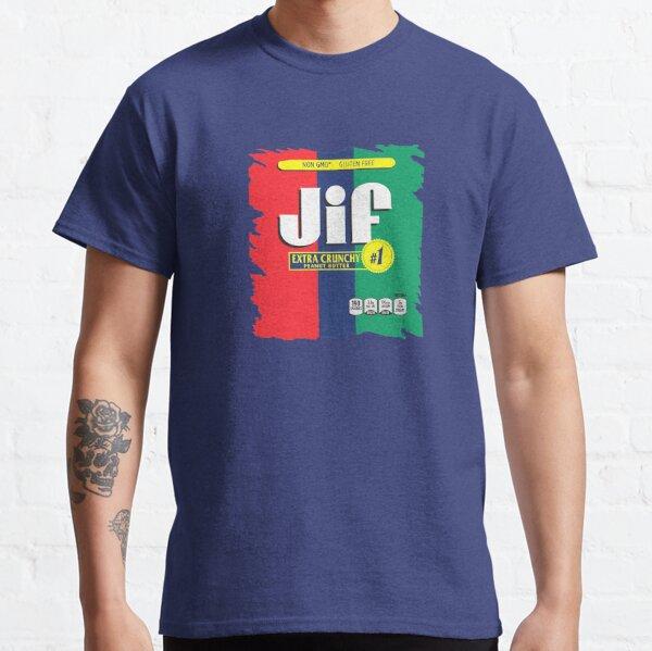 Jif Crunchy Peanut Butter design  Classic T-Shirt