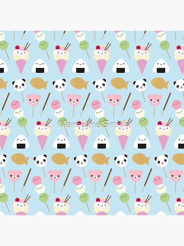 Japanese Kawaii Snacks by marcelinesmith