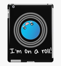 Uranus: I'm on a roll! iPad Case/Skin