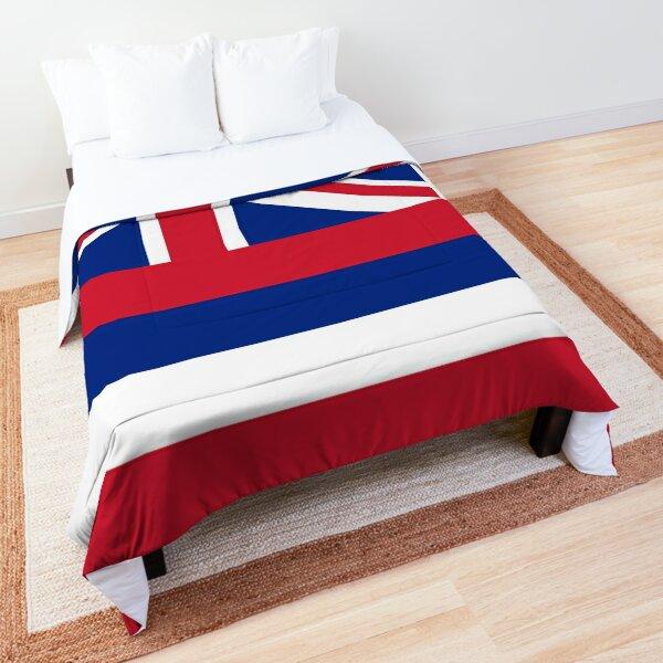 Flag of Hawaii Comforter