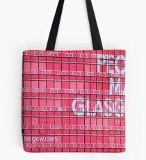 People Make Glasgow Tote Bag