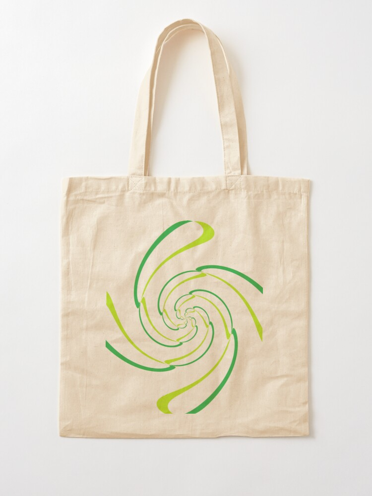 Alternate view of #Abstract, #proportion, #art, #flower, pattern, bright, decoration, kaleidoscope, ornate, creativity Tote Bag