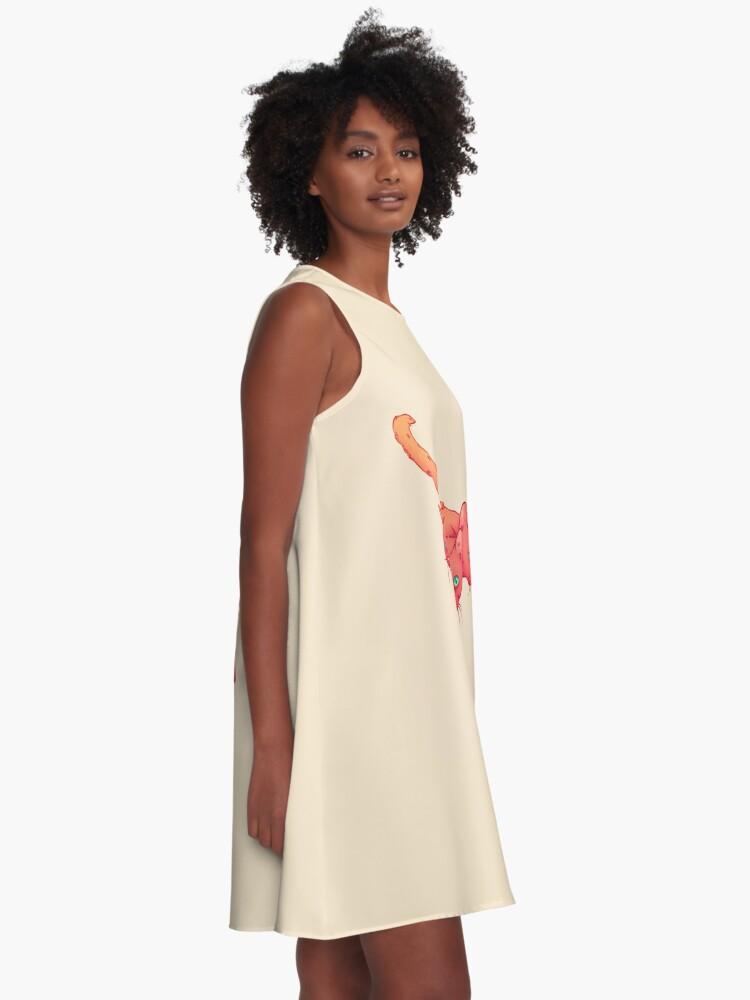Alternate view of CHARBERUS A-Line Dress